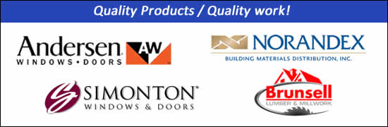 Quality Construction Products for Home Building in Monticello/Madison Wisconsin